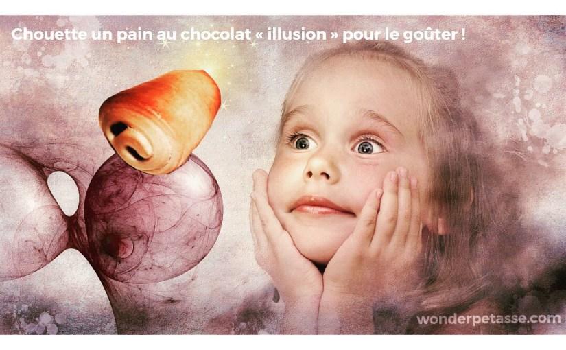 Pains au chocolat Illusion (Briochés) au Companion