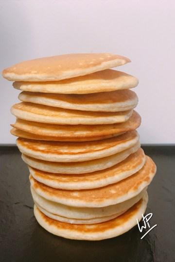 Pancakes Martha Stewart by Wonderpétasse