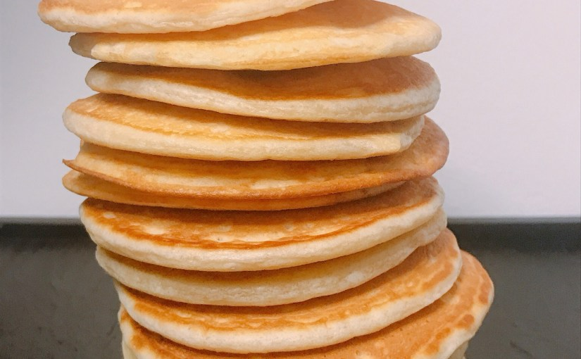 Les Pancakes ultra moelleux de Martha STEWART