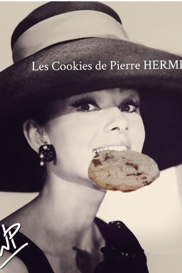 Cookies de Pierre Hermé Wonderpétasse