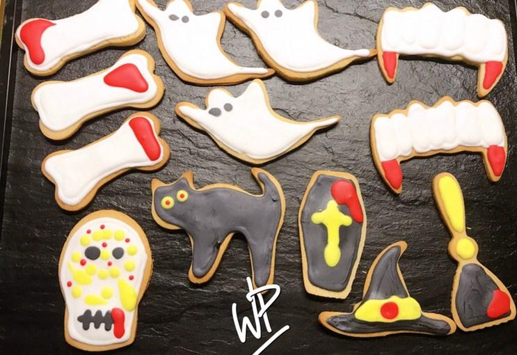 Sablés d'Halloween (avec ou sans Companion)