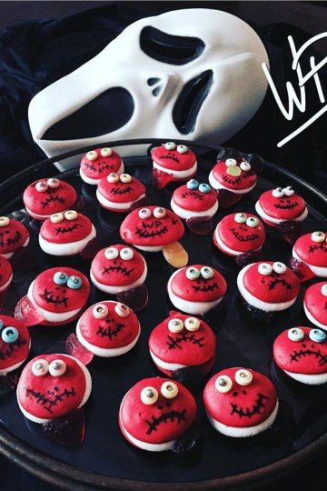 Whoopies Halloween