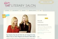 Her Literary Salon - A Dame who Loves to get Lost in a Good Book