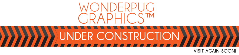 Wonderpug Graphics curated by Carolann DeMatos