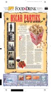 Once Upon a Time in News Print [2006]: News spreads designed by Carolann DeMatos