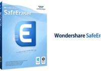 Wondershare SafeEraser new