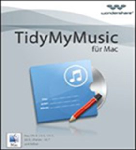 Wondershare TidyMyMusic