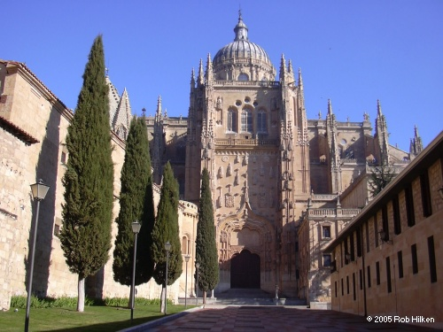 Image result for The university of salamanca spain