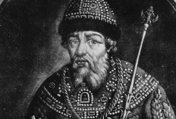 Ivan IV of Russia most cruel rulers