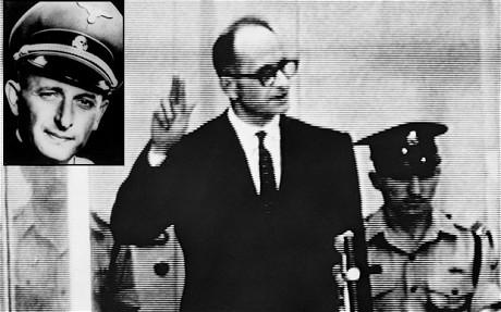 Adolph Eichmann most cruel rulers