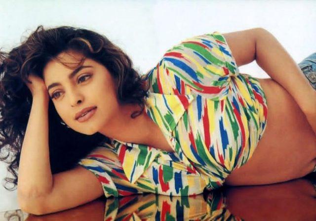 Beautiful Juhi Chawla hot photos