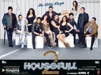Housefull 2 Poster