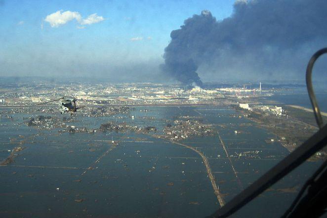 Tohoku Tsunami, Japan