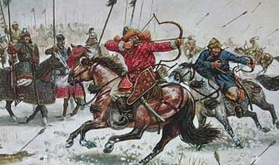 Conquests of Timur