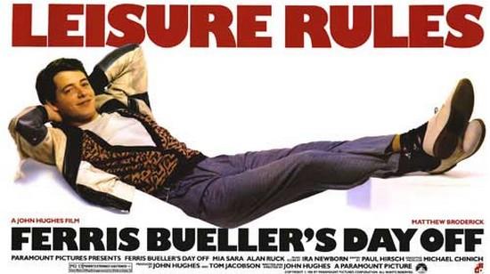 Ferris Bueller's Day Off Movie