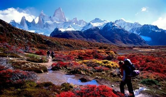 Fitz Roy Trek, Best Hiking Trails