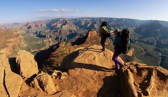 Grand Canyon Hike, Arizona