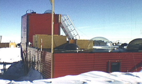 Plateau Station - Antartica coldest places in the world