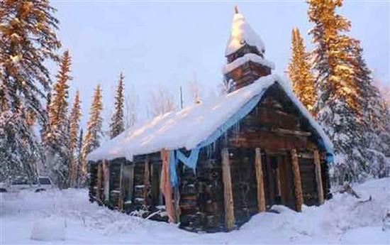 Snag – Yukon, Canada