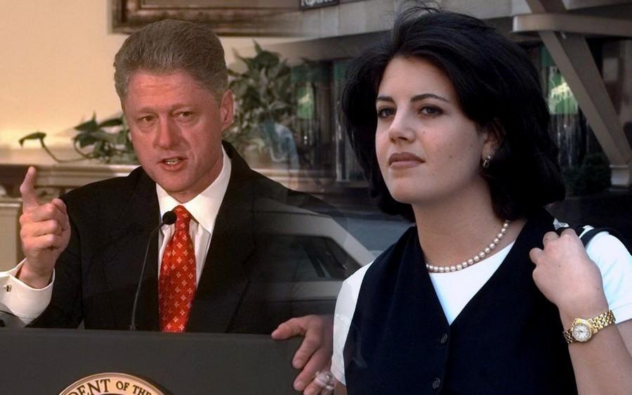 The Lewinsky scandal
