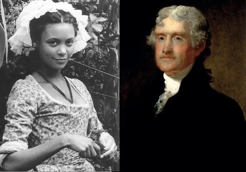 Thomas Jefferson and Sally Hemmings