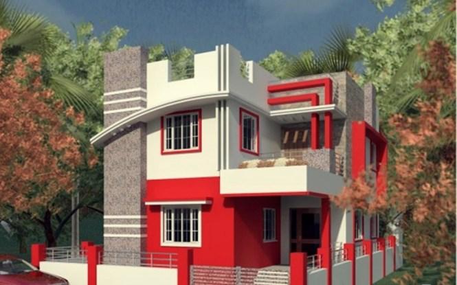 south indian home exterior design : Rhydo.us