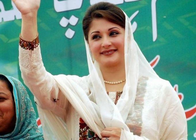 Attractive Pakistani Woman Politician