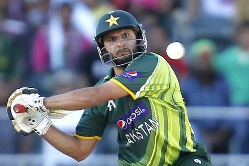 Most Sixes in ODI Cricket