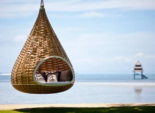 Hanging Cocoon Hammock in Philippines