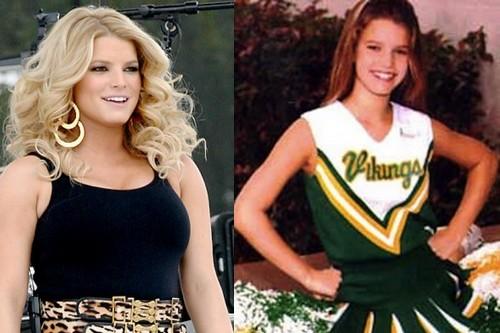 Celebrities Who Were Cheerleaders