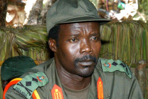 Joseph Kony 10 Most Wanted People Of The World
