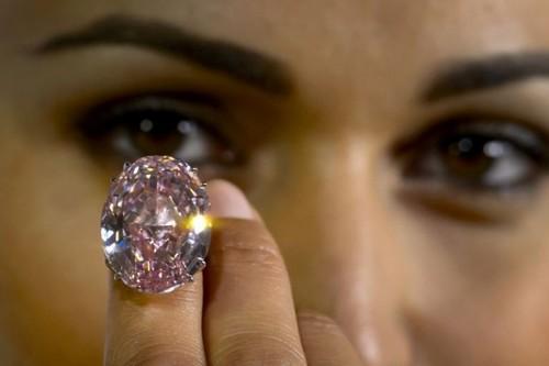 Pink Diamond High Priced Things