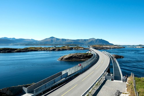 Scenic Drives in Europe