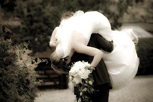 carrying the bride Bizarre Wedding Rituals