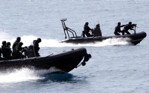 Spain's Unidad de Operaciones Especiales