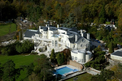 Top 10 most luxurious homes WF HOME BUSINESS