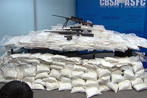 Drugs Smuggling