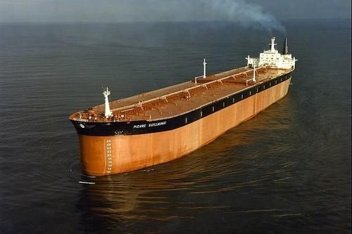 biggest ships ever built