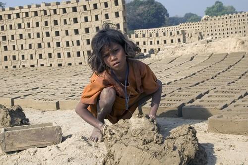 Trafficking of children