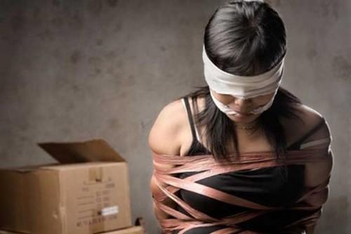 girls Trafficking