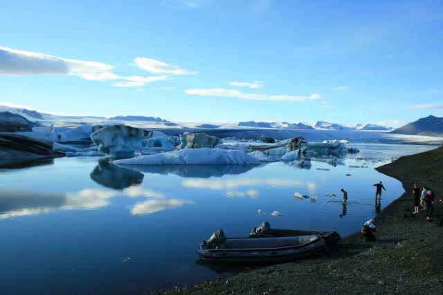 Iceland Crystal Lake