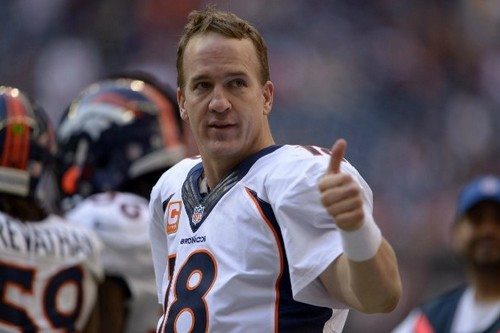 Peyton Manning Most Influential Athletes of America