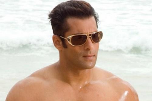 Salman Khan body
