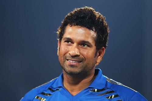 Cricket Legend Sachin-Tendulkar