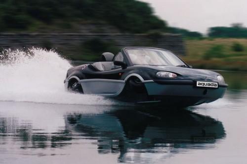 Gibbs Aquada Amphibious Cars