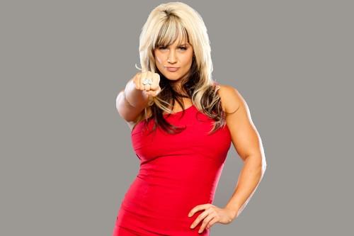 Hottest Women Wrestlers