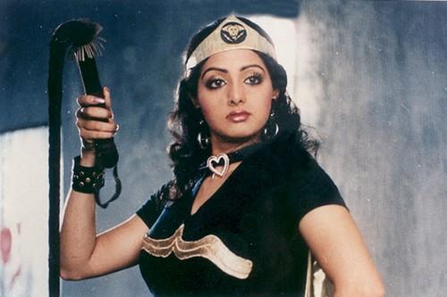 Hot Dance Queen Sridevi