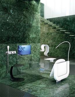 Invisible bathrooms
