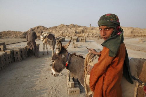 Pakistani child labor