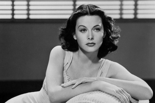 Hedy Lamarr Sizzling Pose